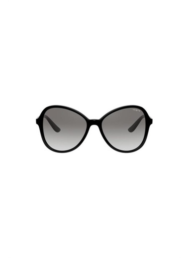 Vogue Vogue Vo 5349S Col W44/11 5516140 Kelebek ÇerÇeve Kadın Güneş Gözlüğü Siyah